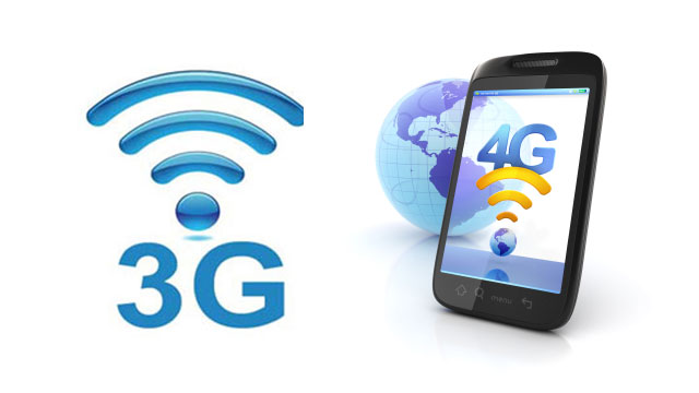 India's 3G, 4G customers