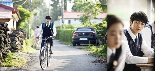 Minho's starring movie 'Grandmother Gye-Choon