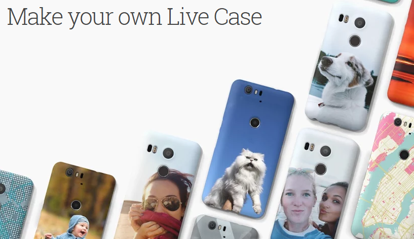 google nexus live case
