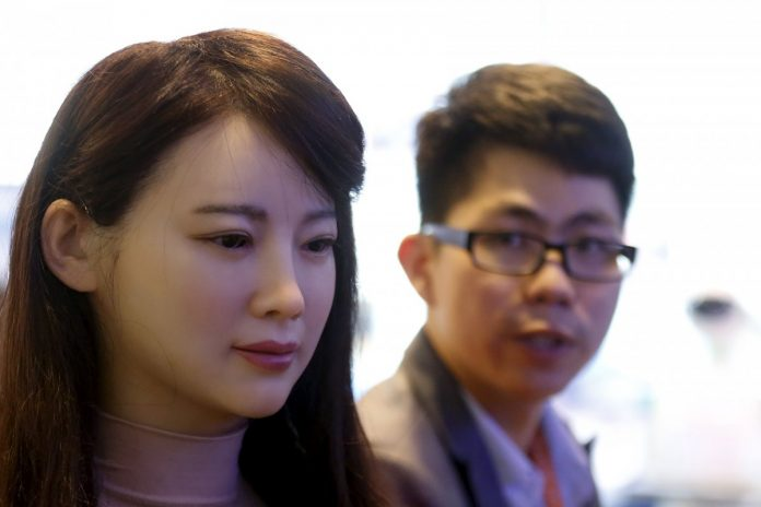 Robot to sit for china's entrance exam