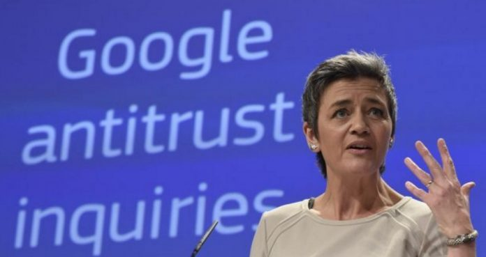 google face $3billion from European commission