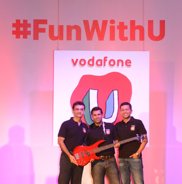 Vodafone U for Indian youth