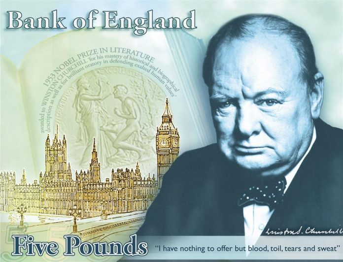 England's New Plastic Banknotes