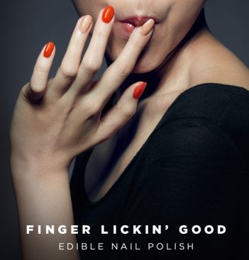 KFC's Finger-Lickin' good Nail Polish