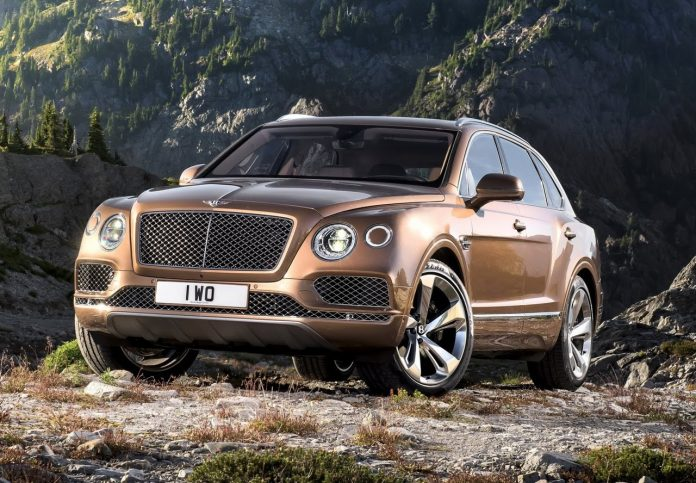 Bentley's SUV
