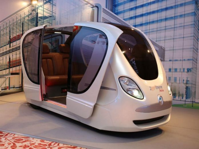 smart automated pods