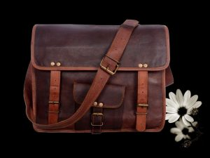 Leather Bag for Office