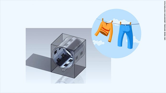 Ultrasonic Clothes Drying Technology