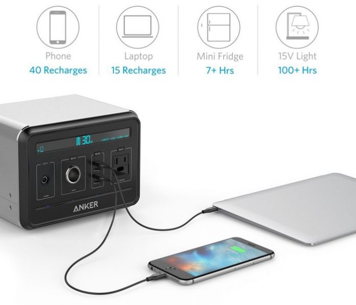 Anker Powerhouse