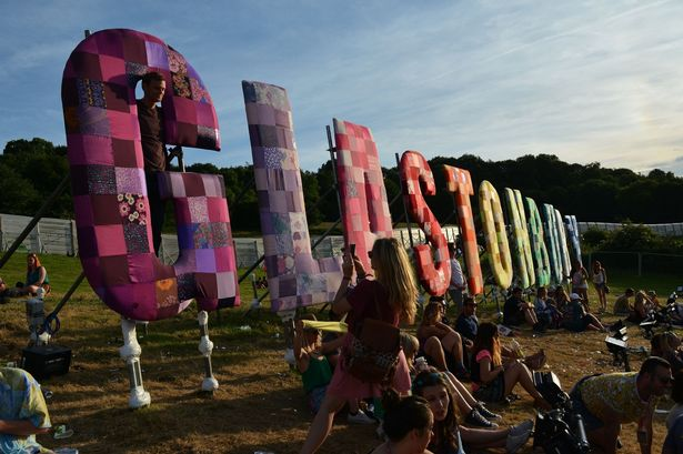 Glastonbury Festival, a Colourful Feast of Music