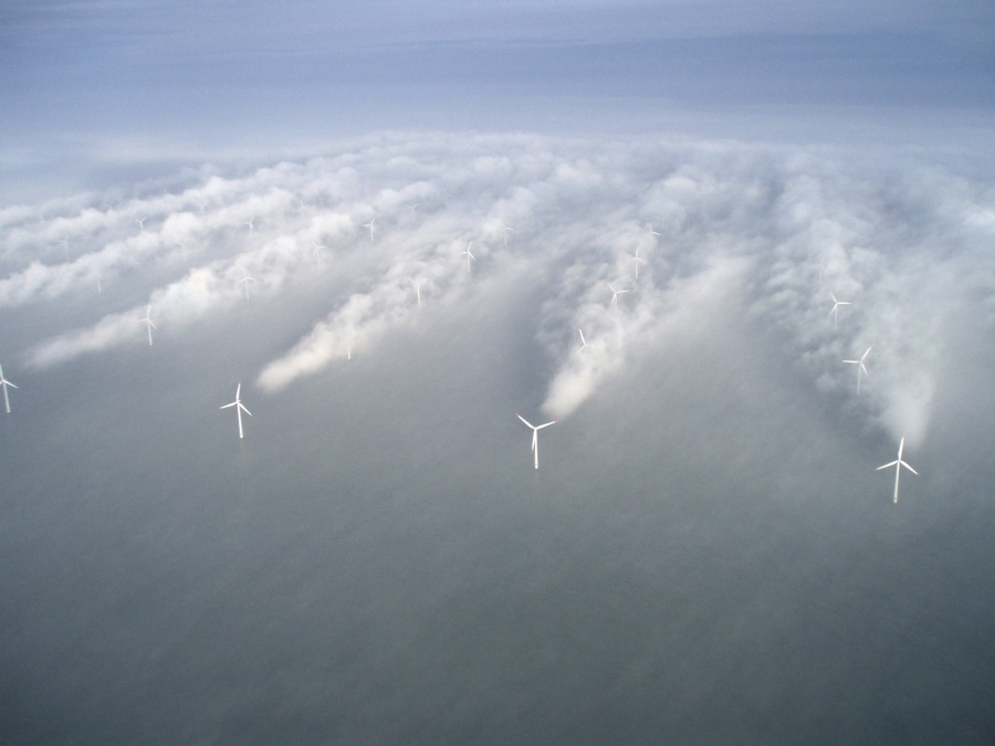 Turbines in the FOG