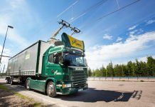 World's First Electric Highway