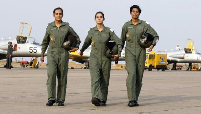 India's First Women Fighter Pilots
