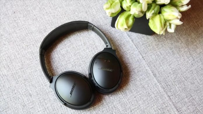 Bose's QuietComfort 35