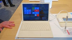Huawei's Stylish MateBook 2-in-1