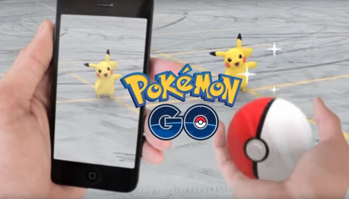 Pokemon Go will be available in July