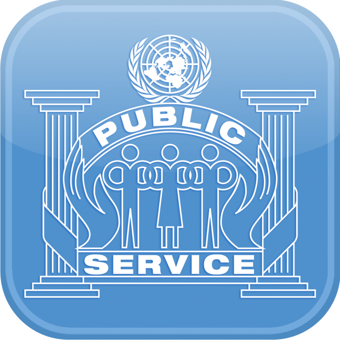 United Nations Public Service Day 2016