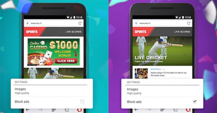 Opera Launches Native Ad-Blocking on Mobile Platforms