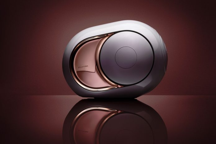 Gold Phantom Wireless Speaker