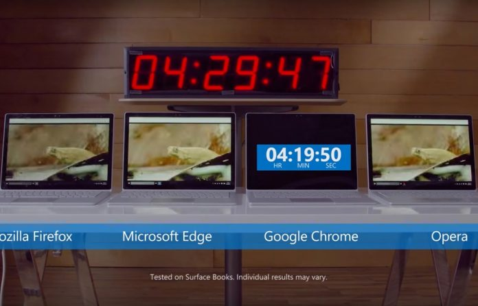 Is Microsoft Edge debasing Google Chrome