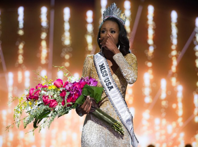 US Army Commander Crowned Miss USA Pageant