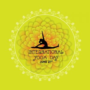 International Yoga Day slogans