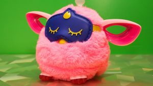 Furby Sleep Mask