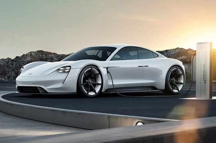 Porsche is employing 1400 new workers for its electric sports car