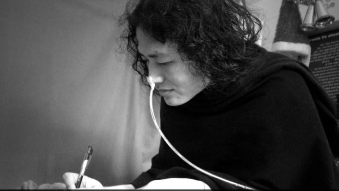 Irom Sharmila's Decision To End 16-year Fast and Fight Elections Is A Surprise To The Nation
