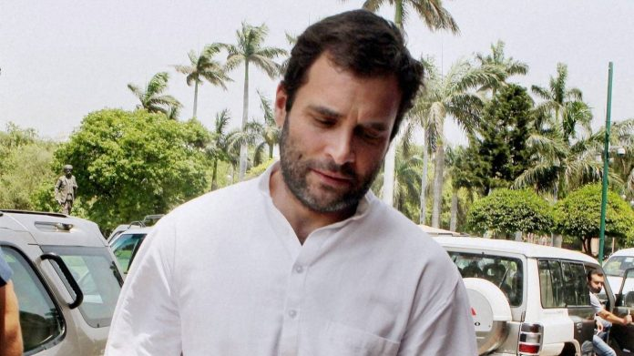 Supreme court slams Rahul Gandhi