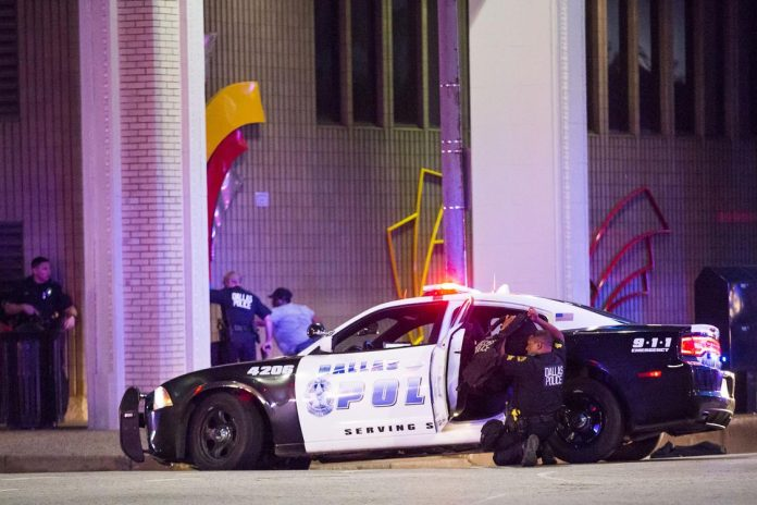 Fatal Police Shooting At Dallas Streamed Live On Facebook