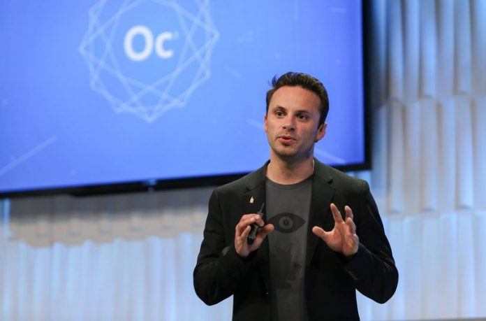Oculus CEO's twitter account Hacked