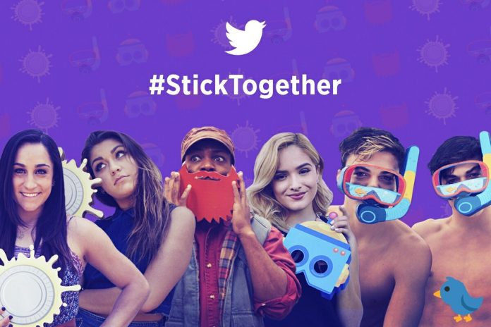 Introducing Stickers on Twitter