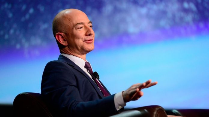Amazon's CEO Jeff Bezos Is Now the Third Richest Man in the World