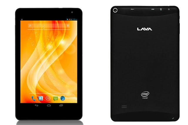 Lava Unveils X80 Tablet With 8-inch HD Display