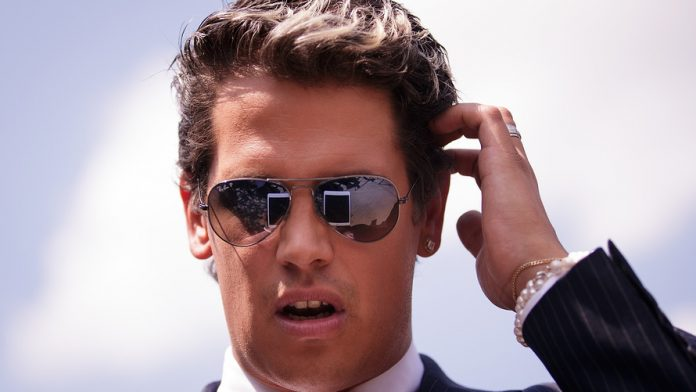 Twitter Troll Milo Yiannopoulos' Banned Permanently After The Racist Abuse