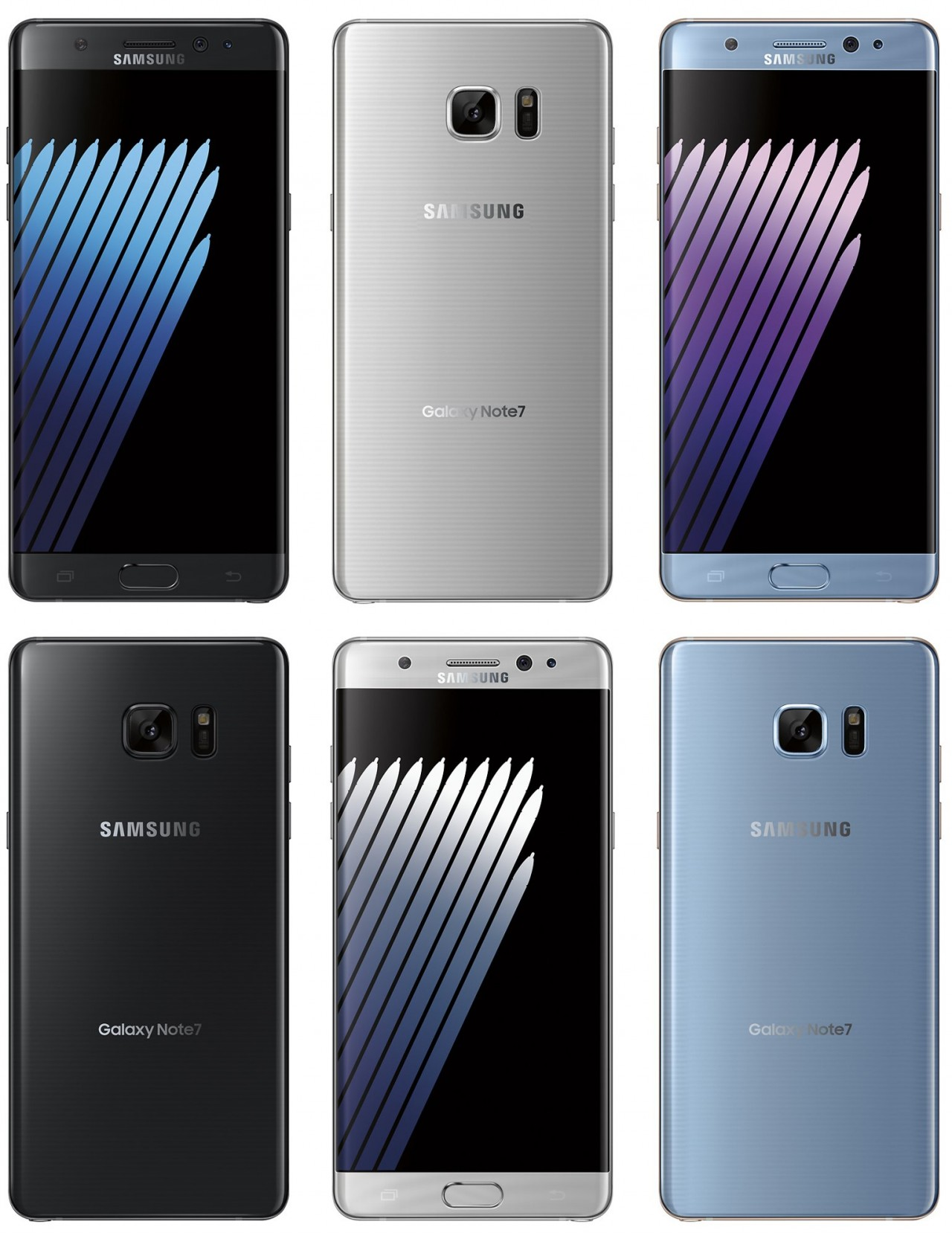 Samsung Galaxy Note 7 Leaked Images