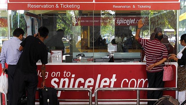 SpiceJet Smart Check Tiket Counter