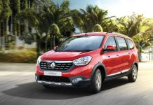 Renault Lodgy World Edition Launched at Rs.9.74 Lakh