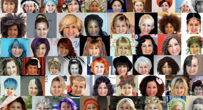 Do You Know That A New Imaging Software Helps You To Try Different Hairstyles?