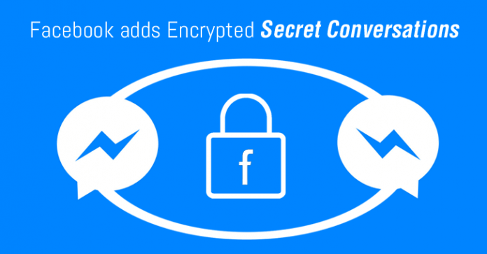 "Facebook Messenger to get ""secret conversations"" encryption tool"