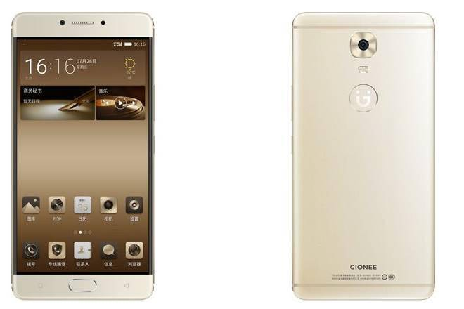 Gionee announces Marathon M6 and M6 plus with 5000mAh and 6020mAh batteries