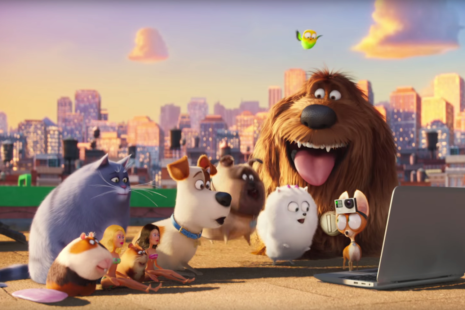 the secret life of pets raises huge box office