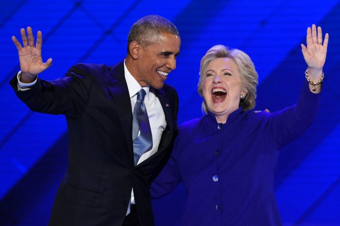 Barack Obama Strikes Trump, Makes Appeal for Hilary Clinton At DNC Speech