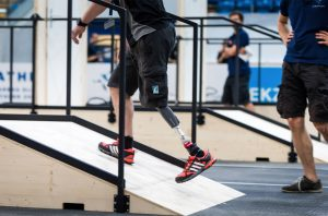 Powered Leg Prosthesis Race