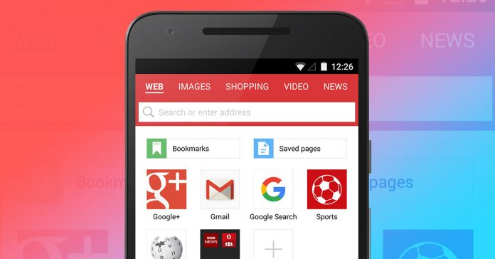 Opera Mini Browser got the free video download feature