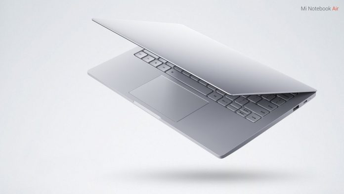 Xiaomi all set to roll out its first laptop Mi Notebook in China