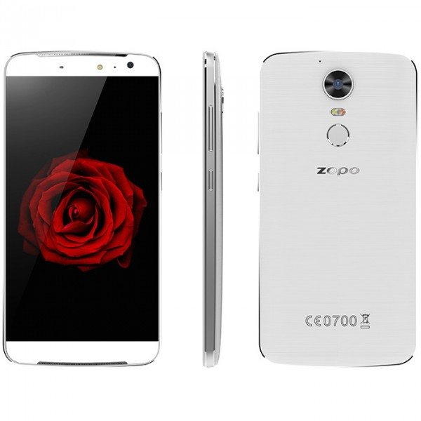 Zopo's Speed 8 Chinese Deca-Core smartphone