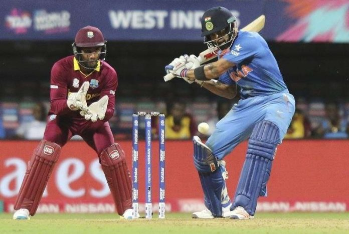 India vs West Indies T20 Florida