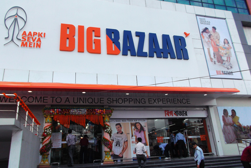 Big Bazaar Ties Up With Paytm To Provide Online Retail